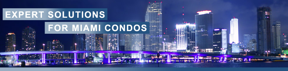 Expert solutions for buying, selling or renting Miami condos