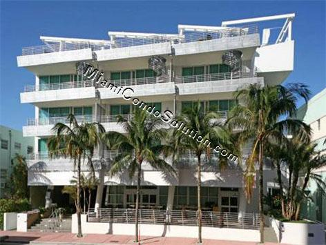 De Soleil / Z Hotel, South Beach (SoBe)