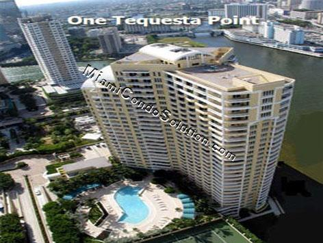 One Tequesta Point, Brickell Key