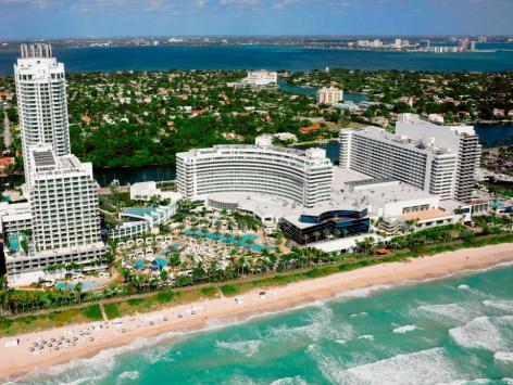 Fontainebleau II, Miami Beach
