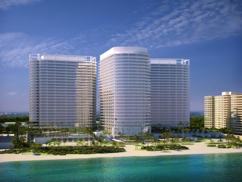 St Regis Bal Harbour South, Bal Harbour